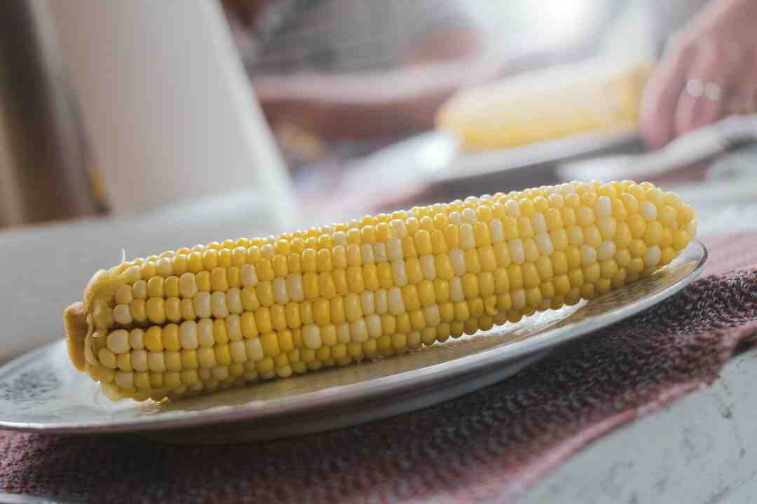 How to barbecue corn on the cob