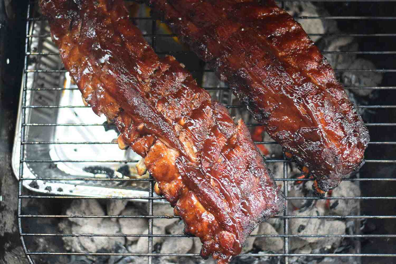How to grill barbecue ribs